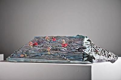 2007级景观雕塑毕业设计作品展(3)