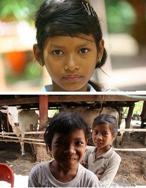 柬埔寨女人村_图文柬埔寨戈岛女人村居民全是女人奇趣网