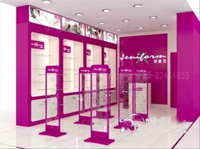 ███化妆品店装修效果图███ ███最新内衣店装修欧式内衣店