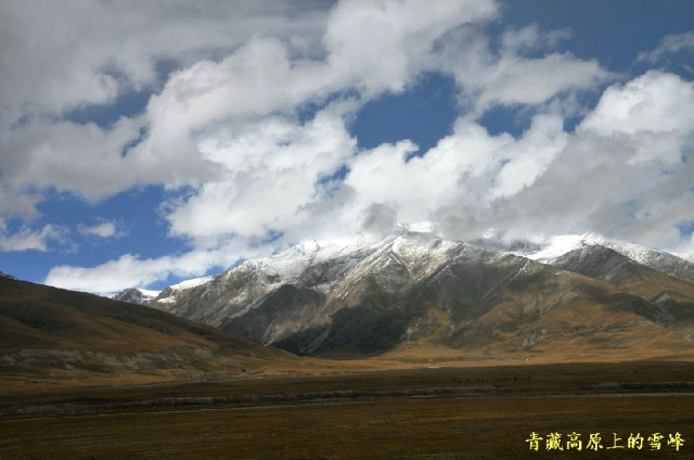 青藏高原风景