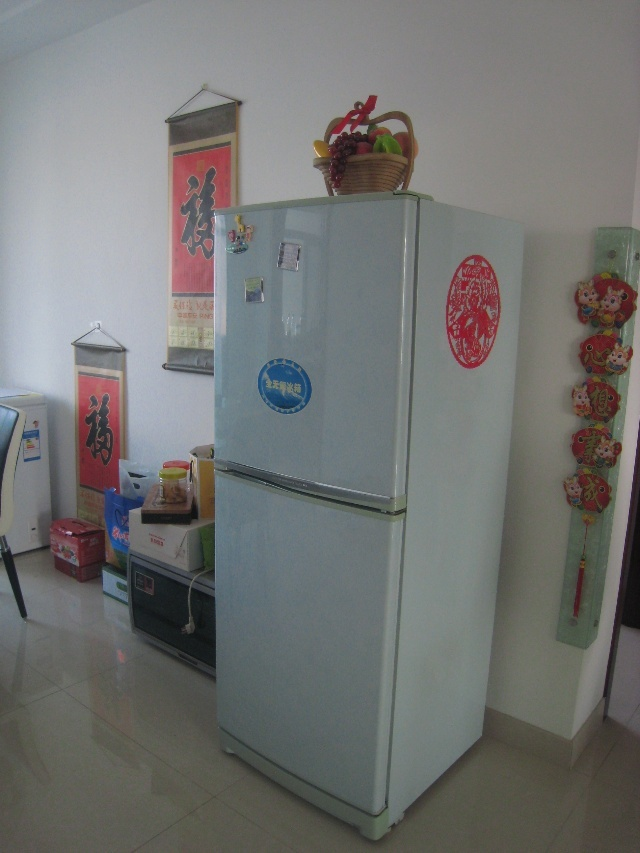 老式美菱冰箱温度调节图解