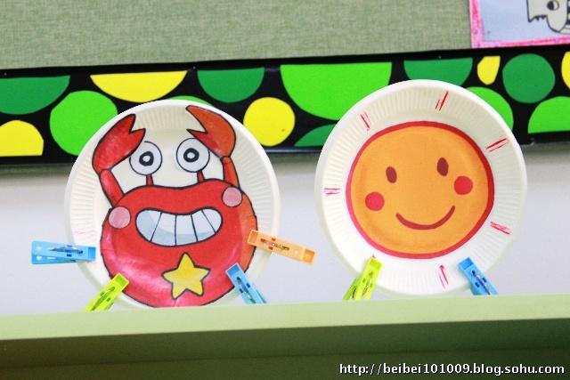 幼儿园洗手步骤手工图片