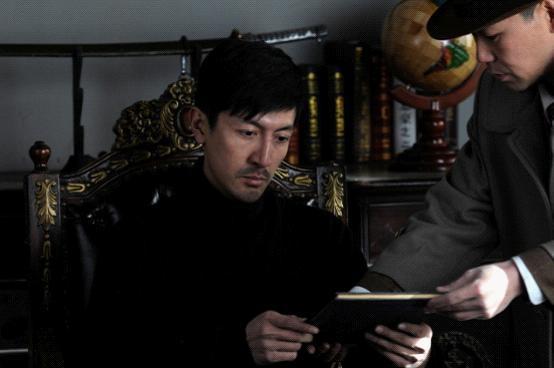 《火线三兄弟》引进了张鲁一饰演的反一号高木
