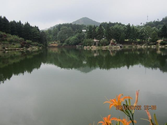 游四明山国家森林公园
